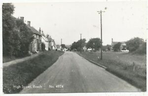 High Street, Reach (Swaffham Road), Cambridgeshire