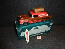 1957 CHEVY NOMAD 1/25 Liberty Classics Die Cast Surfboard HOOTERS RESTAURANT C