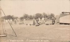 Whittington Barracks, Lichfield posted Cook-House. 1st Somersets at Camp.