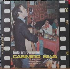 """CASIMIRO SILVA/JORGE FONTES FADO EM VERSAILLES 45t 7"""" PORTUGAL PRESS  EP RODA"""