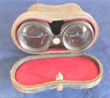 ancienne jumelles boussole  binoculars