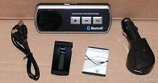 BTX34 Mobile Kfz Bluetooth Freisprecheinrichtung Multipoint HSP HFP1,5P Akku