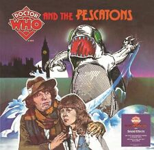 O.S.T. DOCTOR WHO AND THE PESCATONS DOPPIO VINILE LP 180 GR. COLORATO RSD 2017
