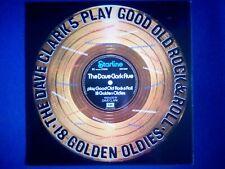 THE DAVE CLARK FIVE PLAY GOOD OLD ROCK & ROLL - 18 GOLDEN OLDIES - VINYL ALBUM