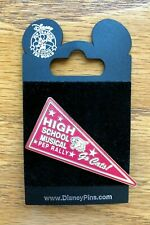 Disney High School Musical Go Cats! Pep Rally Pennant Trading Pin