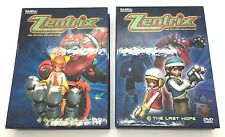 Zentrix - Vol Collection 1 and 2 Complete Series Box Set DVD Bundle All Episodes