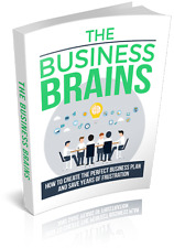 The Business Brains | Ebook - Pdf | with Resell Rights