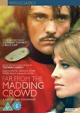 Far From The Madding Crowd [1967] Digitally Restored Julie Christi New UK R2 DVD