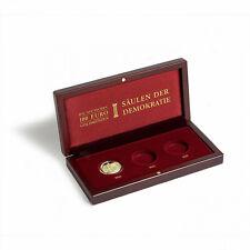 Leuchtturm Münzetui für 3 dt. 100€ Goldmünzen-Säulen der Demokratie (363141)