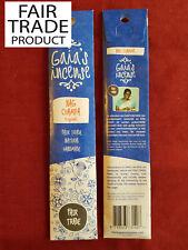 15 Fair Trade Nag Champa GAIAS Räucherstäbchen incense sticks