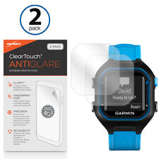 Boxwave Premium Washable Screen Protector - Garmin Forerunner 25 GPS Watch (2pk)