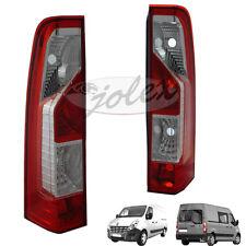 Rückleuchte Rücklicht rechts+links SET SATZ PAAR Renault Master Opel Movano 10-