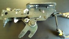 PEUGEOT  206CC   O/S REAR BOOT  UPPER LATCH WITH   MICRO SWITCH.
