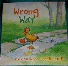 Mini Wrong Way by Mark MacLeod (Paperback, 2016)