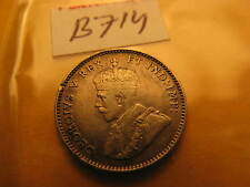 1911 Canada Rare Five Cent 5 Cent Coin ID#B714.