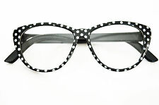 My Brittany's Black Frame with White Dots Reading Glasses for American Girl Doll