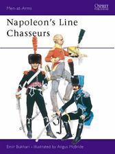 Napoleon's Line Chasseurs von Emir Bukhari (1977, Taschenbuch)