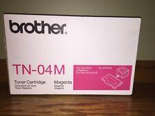 Brother HL-2700CN MFC-9420CN Magenta Toner TN-04M TN04M