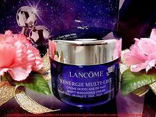 LANCOME Renergie Multi-lift Night Massaging MASSAGE Cream Face & Neck ◆15ML◆P/F!