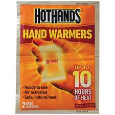 "�ƒ"" HOTHANDS HAND WARMERS ONE PAIR 2 TWO PACK PROVIDES UP TO 10 HOURS OF SAFE HEAT"