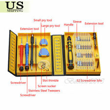 Repair Opening Tool Screwdrivers Set  For iPhone 5 5S 4S 4 Tools 38 in 1 Kit BE
