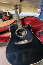 Fender La Brea Acoustic Guitar Serial # 12235, 6 String Acoustic Guitar  w/ Case