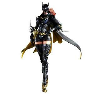 Square Enix Variant Play Arts Kai Batgirl Action Figure New Sealed