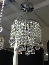 Crystal Chandelier Ceiling Light Fitting Lamp Lighting Chrome MO20/Ball