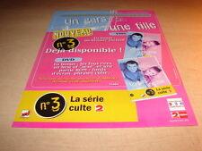 JEAN DUJARDIN - UN GARS UNE FILLE 3!!!!!PUB MAGAZINE/ADVERT