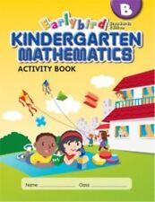 Singapore Math Earlybird Kindergarten STD ED Activity Book B, FREE Expedited $45
