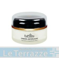 EuPhidra Filler Suprema crema antirughe acido jaluronico bellezza riducente