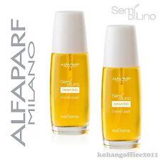 2X ALFAPARF Semi Di Lino Cristalli Liquidi Illuminating Serum 16ml / 0.54oz.