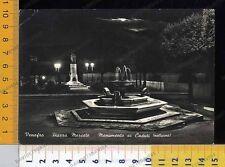 26465] CAMPOBASSO - VENAFRO - PIAZZA MERCATO  - MONUMENTO AI CADUTI 1969