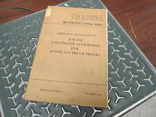 Mack ED 6 Cylinder Diesel Manual TM 9-1818 A