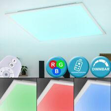 RGB LED Panel Decken Leuchte Fernbedienung Wohn Zimmer Beleuchtung Lampe dimmbar