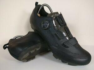 Fizik Terra X5 MTB Cycling Shoes (Black) UK 8¾ / EU 43