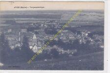 CPA 51190 AVIZE vue panoramique Edit MANSCOUIT 1919