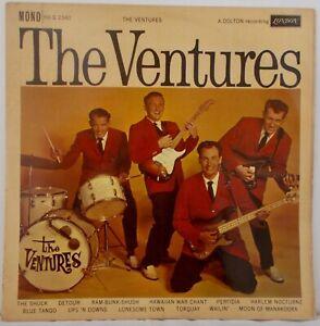 The Ventures - Self Titled RARE 1961 UK LP.