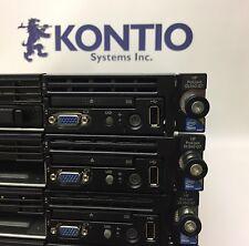 Lot of  5 HP DL360 G7 Server Bases - No Memory - No Procs - No Drives 579237-B21