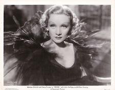 Marlene Dietrich Desire Frank Borzage 1936 Original Posterior