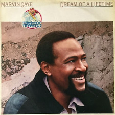 MARVIN GAYE ‎- Dream Of A Lifetime (LP) (G+/G)