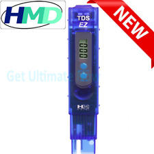 HM Digital TDS-EZ PPM Meter, Home Drinking Tap Water Quality Purity Test/Tester