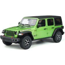Jeep Wrangler Rubicon 2019 Mojito Green 1/18 - GT278 GT SPIRIT