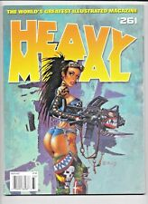 Heavy Metal #261 Diamond Distributor Edition 2013 VG/FN Low Grade 1977 Series