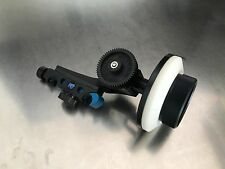 Redrock Micro microFollowFocus Follow Focus Puller Red Rock RedrockMicro v2 #9