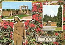 AK Ansichtskarte Lidice / Tschecheslowakei CSSR