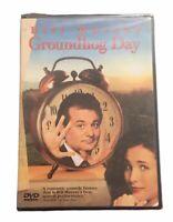Groundhog Day (DVD, 1993) Bill Murray  NEW SEALED