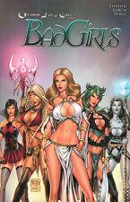 Bad Girls Vol #1 Tpb Grimm Fairy Tales Zenescope Comics #1-5 Tp