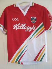 Kellogg's  GAA Cúl Camps Gaelic GAA Home Football Shirt Size Small /35607