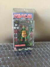 Teenage Mutant NInja Turtles - Michelangelo - Comic Style- Neca - Rare TMNT 2008